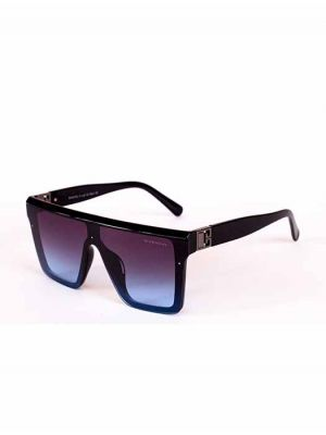 Givenchy Flat Shield Design Sunglasses with Faded Purple Lens
